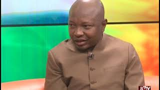 Ghana's Economy - AM Talk on JoyNews (8-11-18)