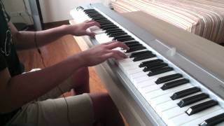 Hall of Fame (The Script ft. will.i.am) Piano Cover