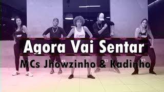 Video Agora Vai Sentar - MCs Jhowzinho & Kadinho | Coreografia KDence download MP3, 3GP, MP4, WEBM, AVI, FLV Juni 2018