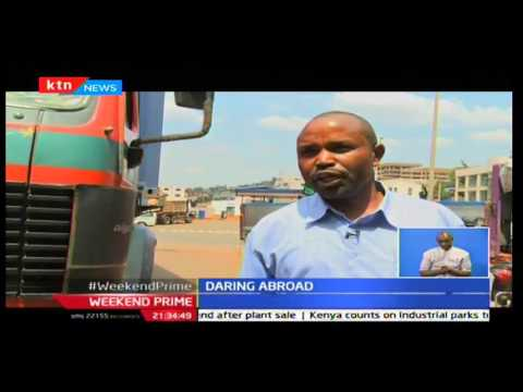 Weekend Prime: Daring Abroad; Journey through East Africa with a Rwandese truck driver part 2