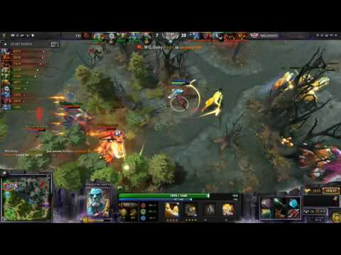 First Departure vs WarriorsGaming.Unity - The Summit 5 Full Highlights Dota 2