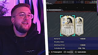 REAKTION auf die PRIME ICON MOMENTS in FIFA 21 😱🔥 Tisi Schubech Stream Highlights
