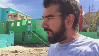 """Места, где снимали клип Despacito, пострадали от урагана """"Мария"""""""