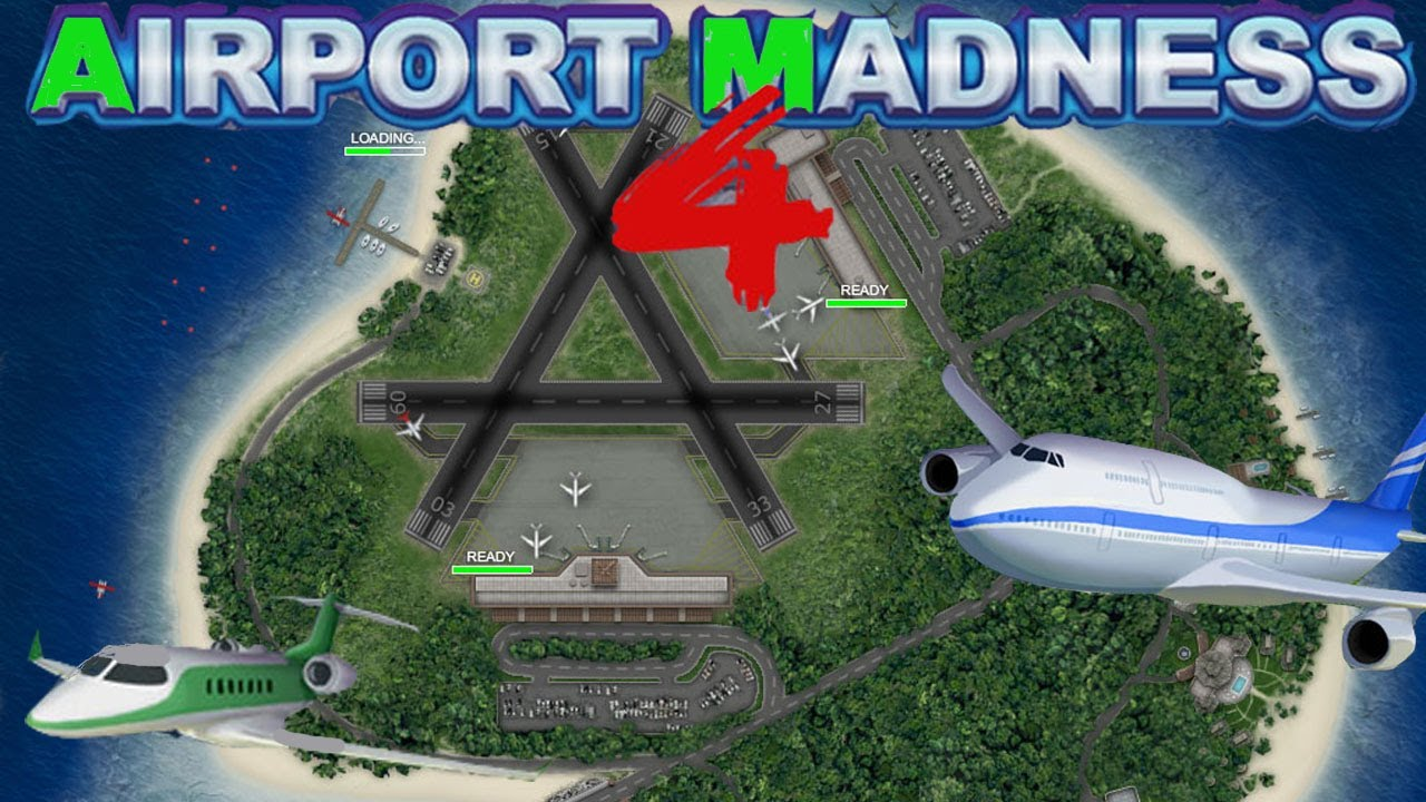 airport madness 4 free full version