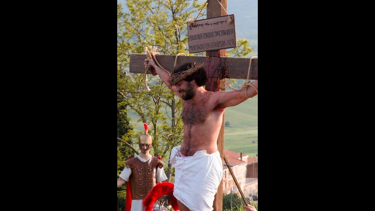 La Passione Di Cristo 2014 Il Film Troia Fg Youtube