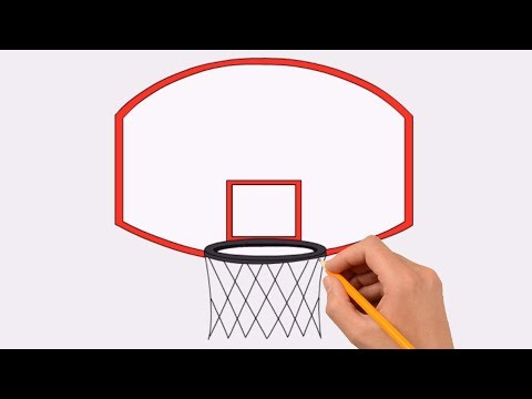 how-to-draw-a-basketball-hoop-step-by-step-for-kids-|-coloring-page,-drawing-learn-colors-for-kids