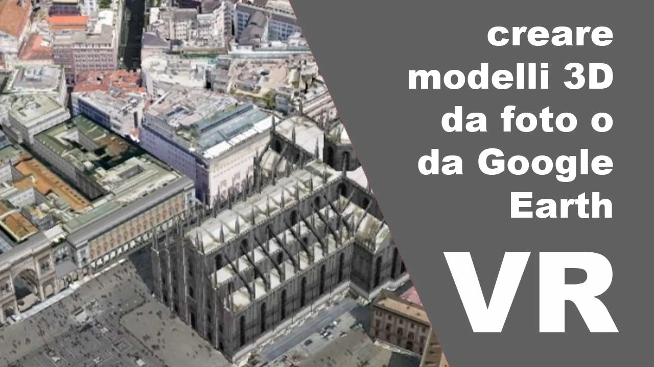 edifici 3d da google earth