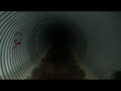 Creepy Tunnel *Warning* Do Not Watch At Night