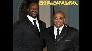 Charles Barkley & Shaquille O'Neal Roasts Compilation