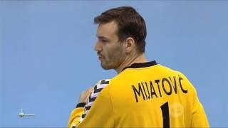 Гандбол  Чемпионат Европы 2016 Россия - Черногория   (Handball Euro 2016 Russia - Montenegro)