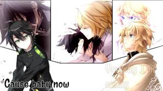 Nightcore - Thinking Out Loud / I'm Not The Only One (Switching Vocals)