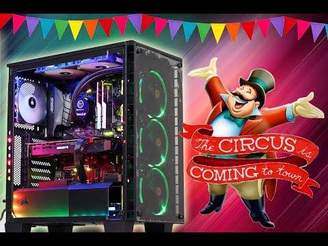 #48 PAMER PC CIRCUS..over RGB !!!!