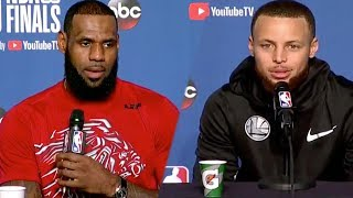 """Lebron James & Steph Curry SLAM Donald Trump! """"No One Wants an Invite"""" To The White House"""