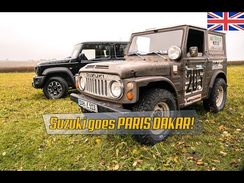 Así es el Suzuki Jimny de Delta4x4: un todoterreno más alto, más capaz e inspirado en el Dakar