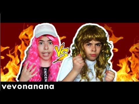 RAP BATTLE : IULIANA BEREGOI vs. DIANA C (Official Video)