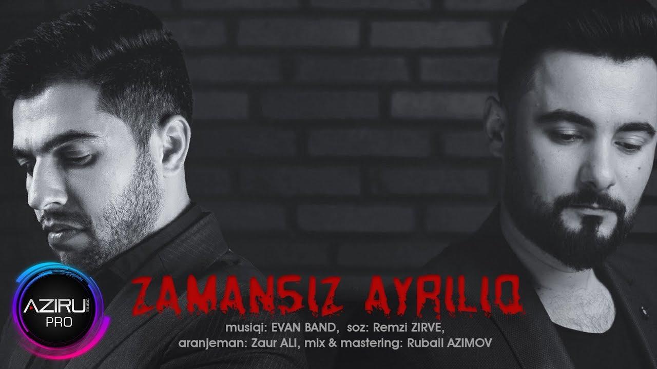 Rubail Vuqar Vaqifoglu Zamansiz Ayriliq 2019 Youtube