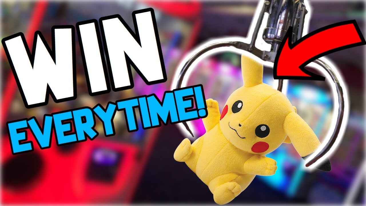 How to win at the machine with toys: some tricks