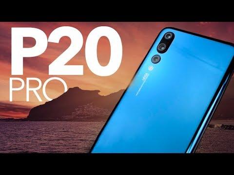 Review CAMARA Huawei P20 PRO - ANALISIS A FONDO