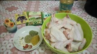 как замариновать мясо для шашлыка и куриные крылышки для жарки на решетке(в этом видео Вы увидите как я мариную мясо для шашлыков и куриные крылышки для жарки на решетке., 2016-07-30T18:16:14.000Z)