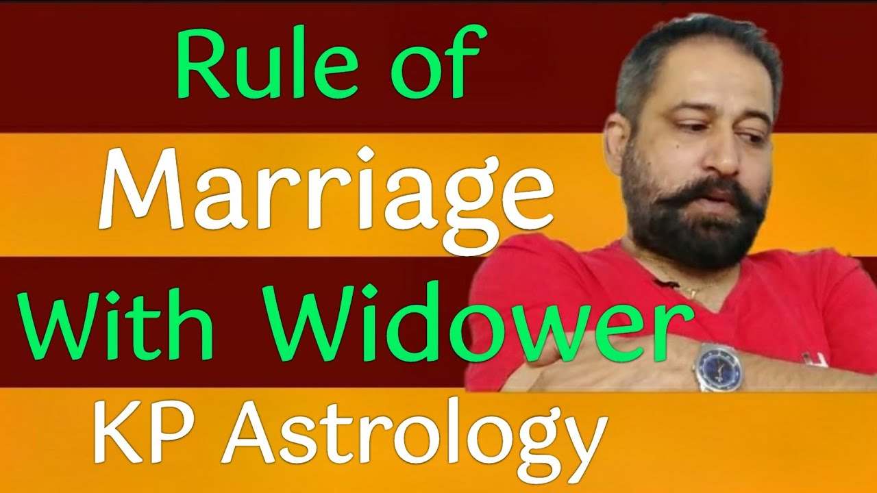 Repeat Marriage with widow through KP Astrology by Aries Vivek Gogna
