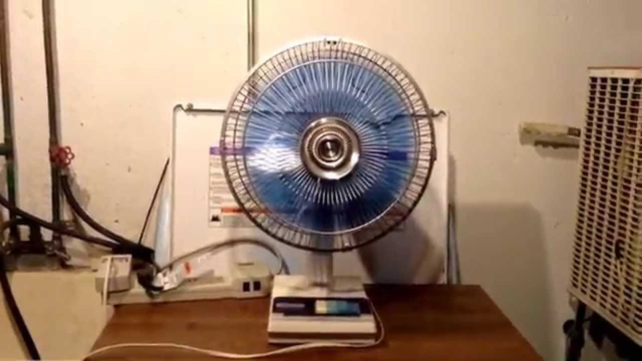 Panasonic Table Fan : S panasonic quot table fan revisit youtube