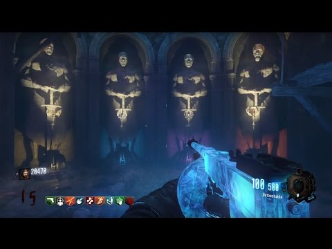 BO3 Zombies - ZC Origins How to Build ALL 4 Staffs & ALL 12 Staff Part Locations Origins Remastered