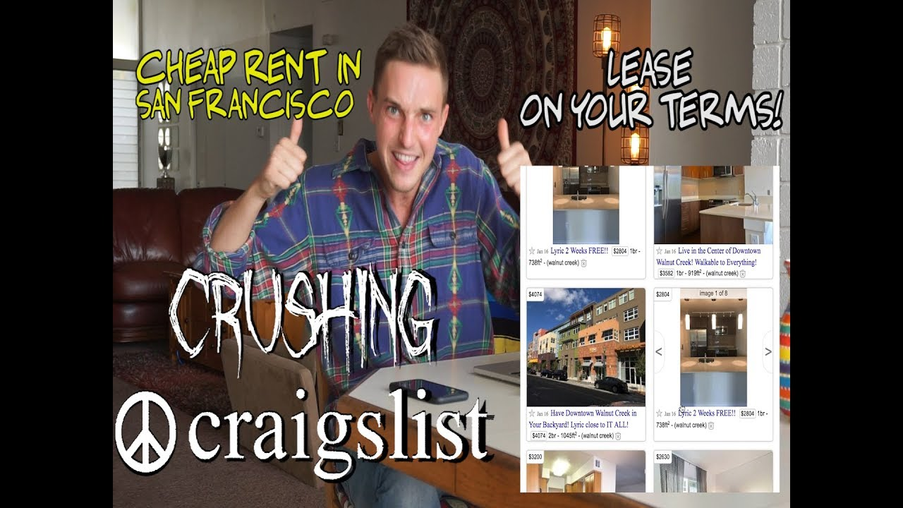 CRAIGSLIST FOR RENT AND ROOMMATES (Find Your Perfect Home ...