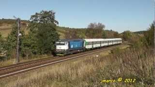 Modernizované lokomotivy 750.7, ČD-DKV Brno