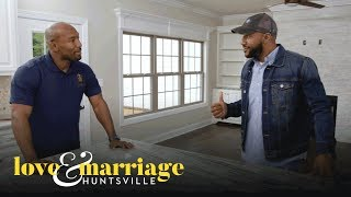 Martell Calls Marsau Out for Being Fake | Love and Marriage: Huntsville | Oprah Winfrey Network