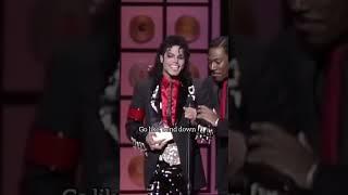 Michael Jackson can't adjust the height of mic tiktok michaelthelegend