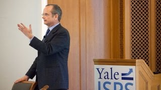 Keynote Address by Larry Lessig, Harvard Law School, for the ISPS Conference on Money in Politics thumbnail