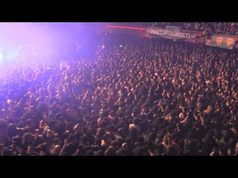 Anthrax - Got the Time - Santiago, Chile - 10/05/2013 - Teatro Caupolican
