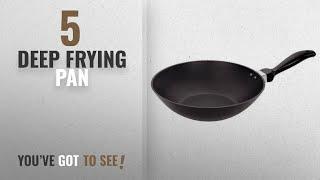 Top 10 Deep Frying Pan 2018 Hawkins Futura Non-Stick Flat Bottom Deep-Fry Pan 2L 26cm