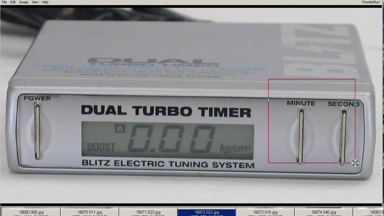 BLITZ DTT Dual turbo timer + Digital Boost gauge - YouTubeYouTube