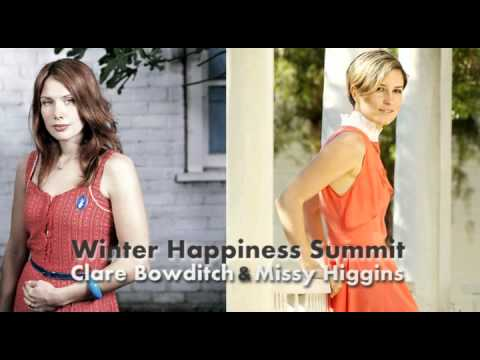 Winter Happiness Summit: Clare Bowditch and Missy Higgins