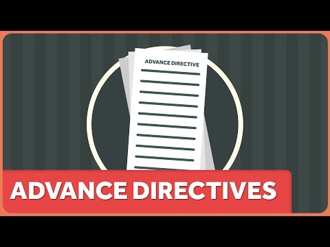 Planning for the End. Advance Directives or Death Panels?