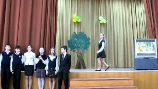 Спектакль на английском языке Граффало