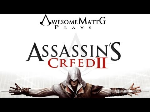 """Let's Play: Assassin's Creed 2 (024) """"Why Did it Have to be Rats?"""""""