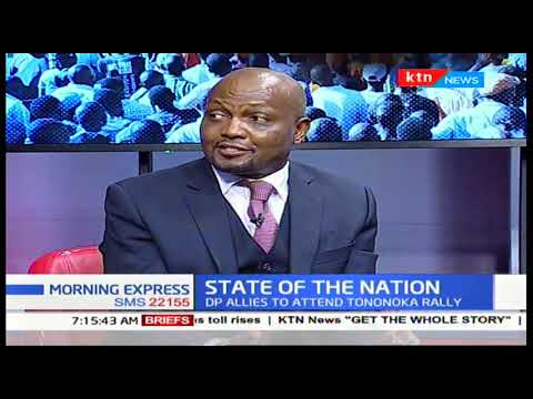 Moses Kuria: Amos Wako was in Bikhungu not as a BBI committee but as Busia Senator