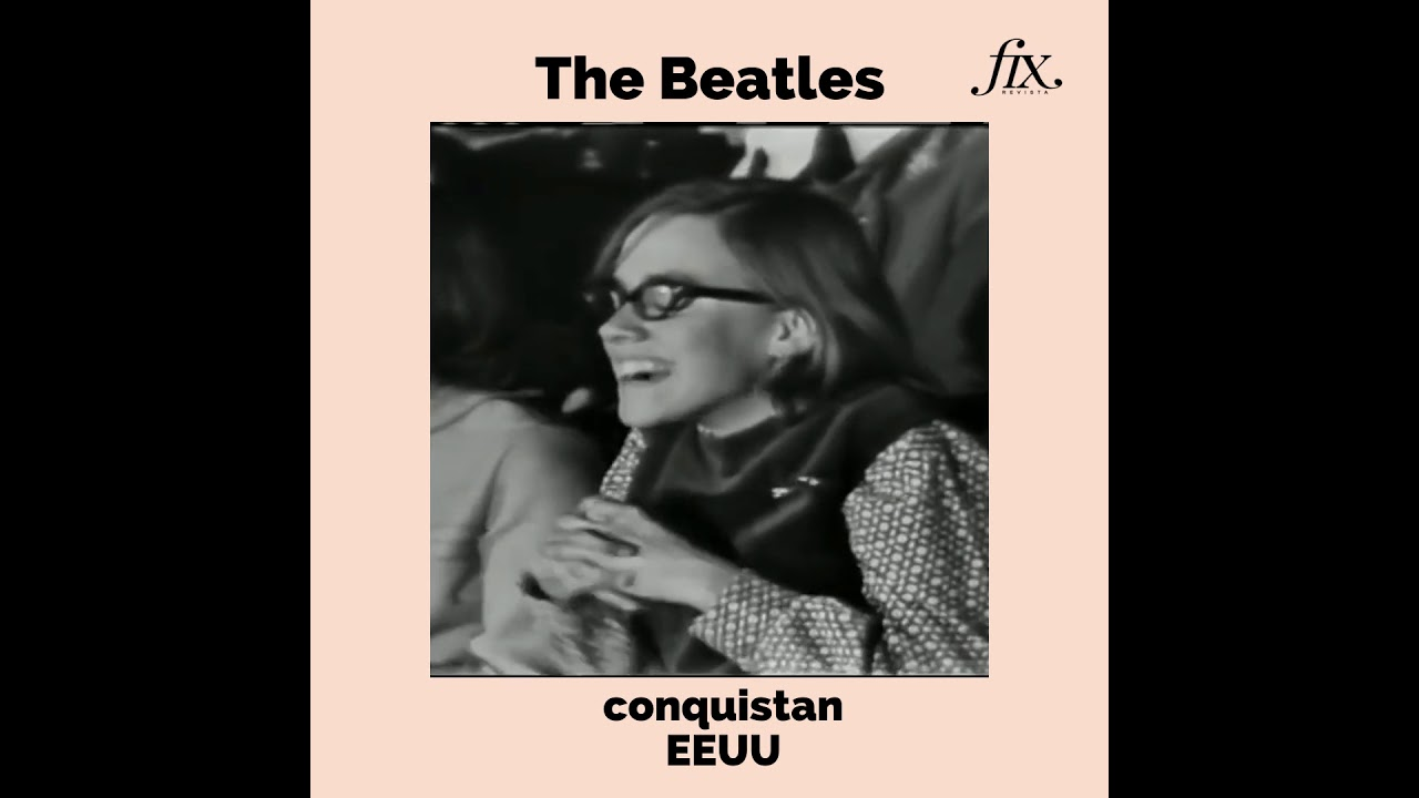 The Beatles conquistan los EEUU