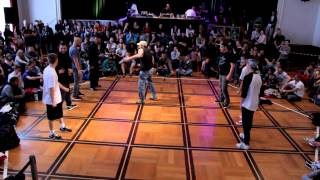 Soul on Top VII (2014) The Tribe vs. No Half Stepping
