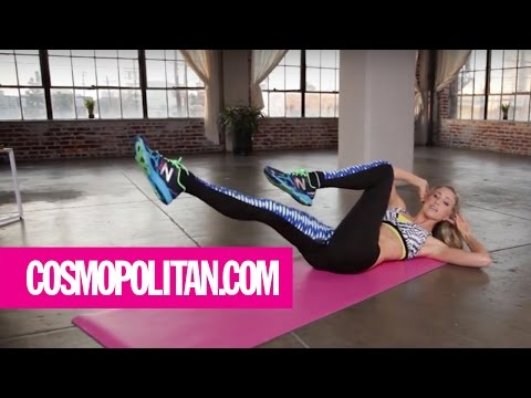 Turbo Ab Workout | Cosmopolitan