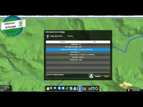 Global Mapper V 16.1 Corte Transversal del Terreno ( 3D path Porfile ) | FunnyCat.TV