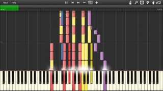 Hey Jude! - The Beatles (Synthesia).