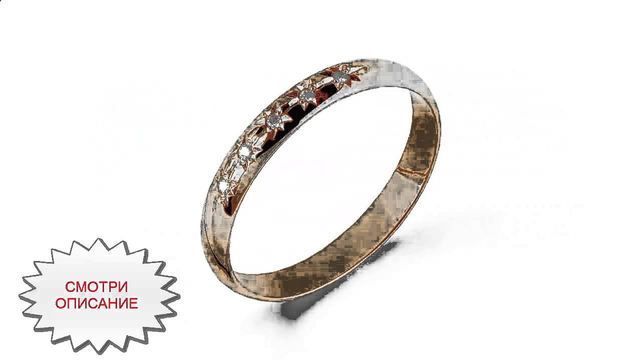 Кольцо с муассанитом и бриллиантами на 1 карат - YouTube