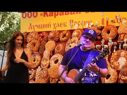 Игорь Саруханов   Серенада моей любви 7 09 2019 Сокольники