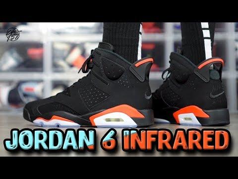 air-jordan-6-black-infrared-review!