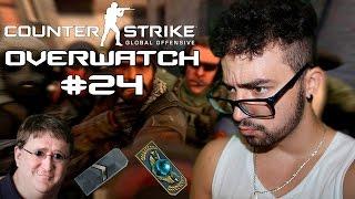 CS:GO OVERWATCH #24 PAREM DE USAR ISSO POR FAVOR ._.