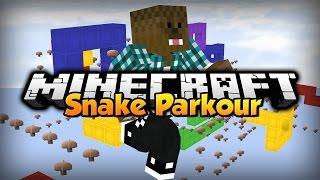 Minecraft - Mineplex Hub - Snake Parkour