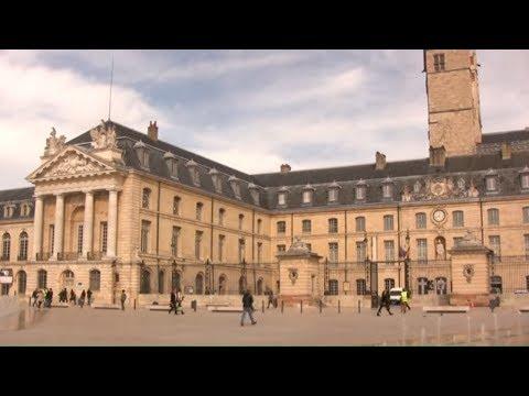 Dijon France • The Impressive Notre Dame de Dijon and Local Dijon Mustard Shops | European Waterways